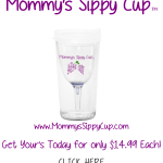 Mommys Sippy Cup for Mommys