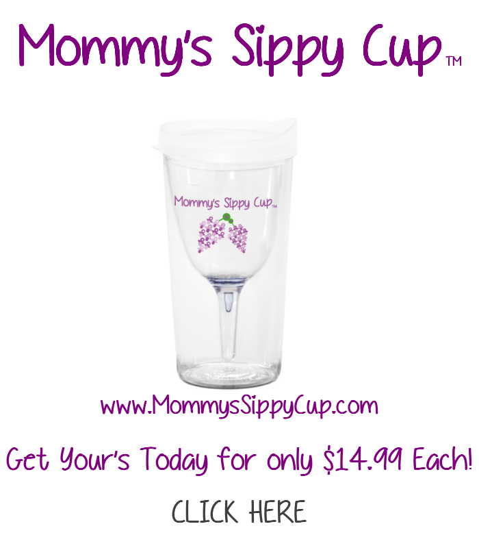 Mom's Sippy Cup